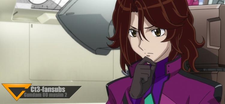 Gundam 00 s2 BD ep09 – Membersih Masa Silam