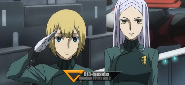 Gundam 00 s2 BD ep06 – Parut
