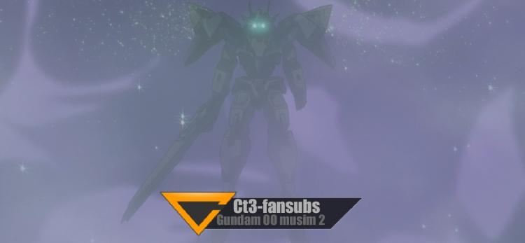 Gundam 00 s2 BD ep02 – Pemacu Berkembar