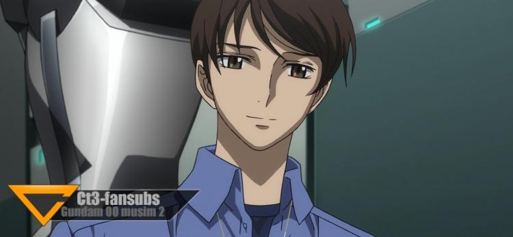 Gundam 00 s2 BD ep08 – Penyelewengan Tak Bersalah
