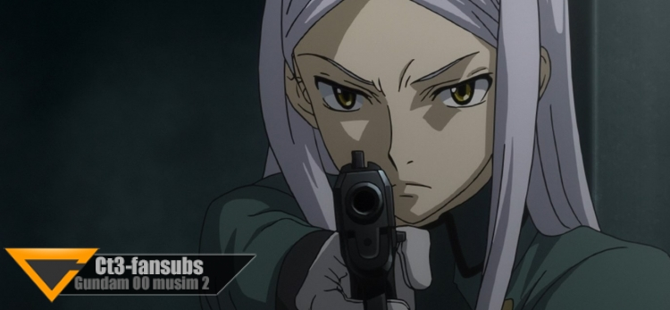 Gundam 00 s2 BD ep03 – Misi Menyelamat Allelujah