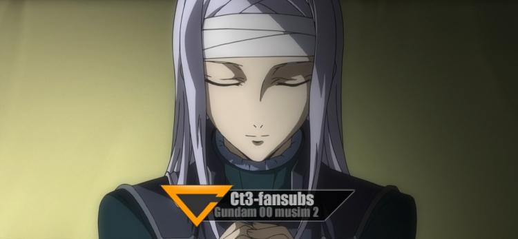Gundam 00 s2 BD ep07 – Pertemuan Semula dan Perpisahan