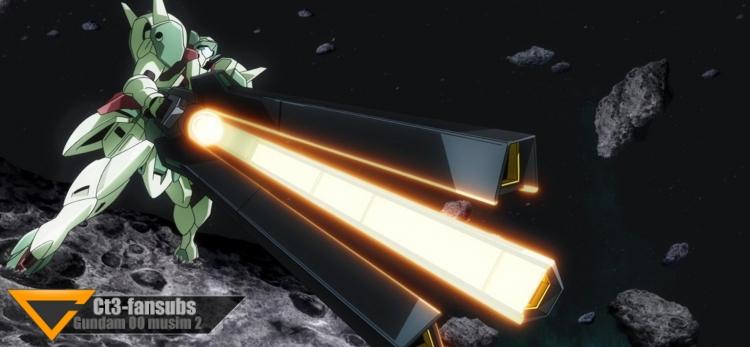 Gundam 00 s2 BD ep11 – Suara 00